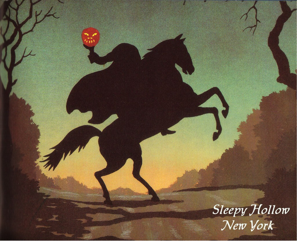 the legend of sleepy hollow book The legend of sleepy hollow (washington irving) at booksamillioncom there are few readers who are unfamiliar with washington's timeless story of schoolmaster ichabod crane and the.