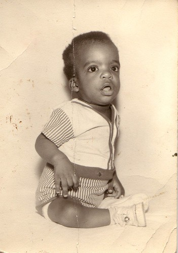 Ronnie Bibbs Baby Photo | by Neurofibromatosis - Just Ask Foundation