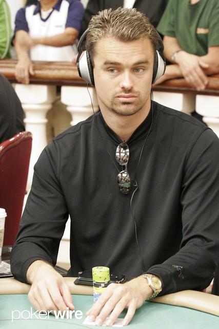 Ernie Scherer Poker