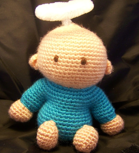 Angel Baby Free Amigurumi Crochet Pattern Free Crochet Pat Flickr
