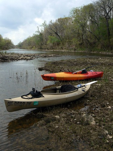 Kayaking the Kiamichi River | by FreeWine
