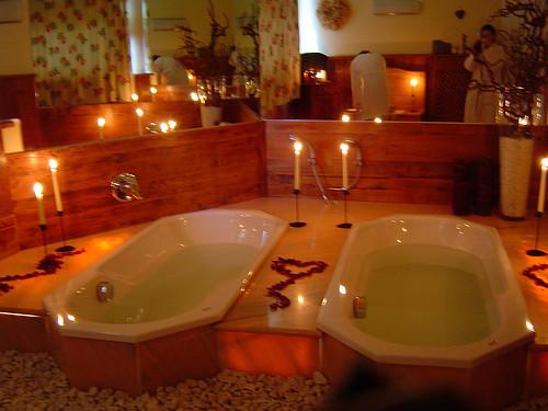 Bagno Romantico Foto : Shabby chic arredare il bagno con stile unadonna