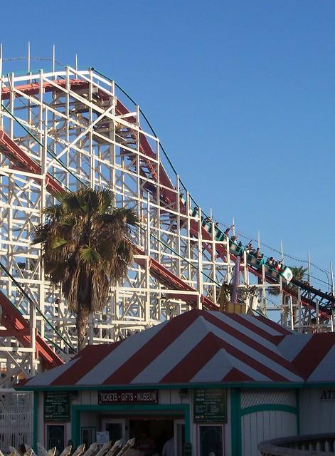 beach roller coaster - photo #16