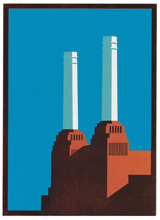 Paul Catherall - Battersea Blue | Flickr - Photo Sharing!: https://www.flickr.com/photos/7769631@N04/455450281