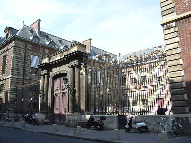 Original Biblioth Que Nationale De France On Rue De Richel Flickr Photo Sharing
