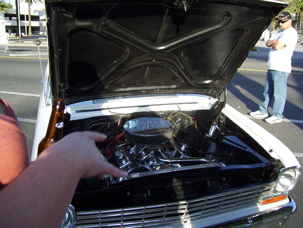 Riverside Car Show And Chili Cook Off