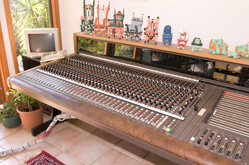 Sony Mci Jh636 Mixing Console Mr Beefy S Audio Console