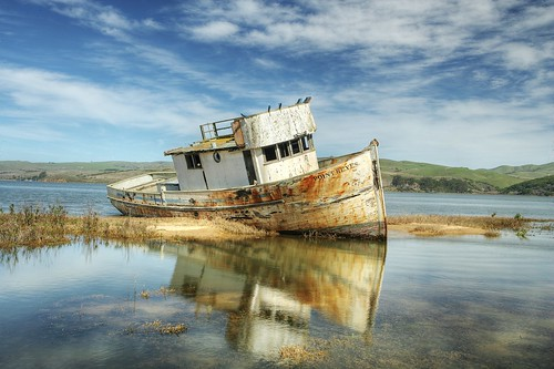 M/V Point Reyes HDR | by Christopher.Michel
