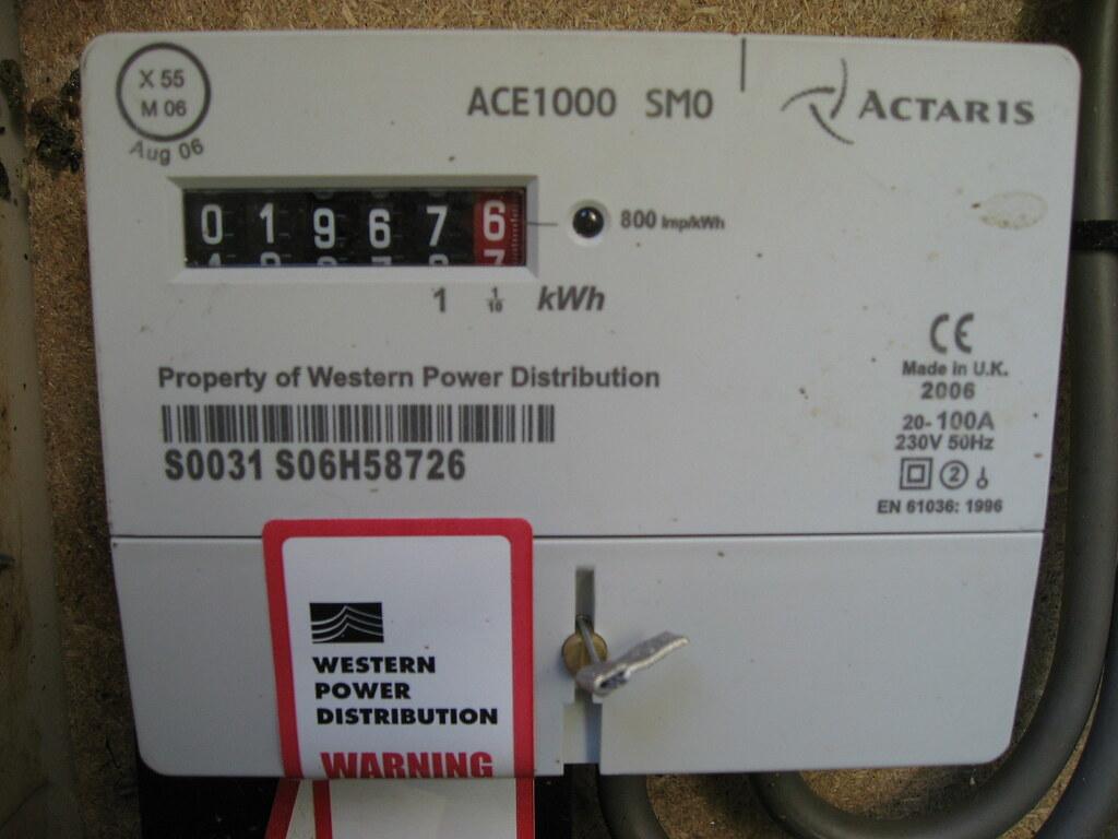 Electric Meter Number : Electricity meter en wikipedia wiki