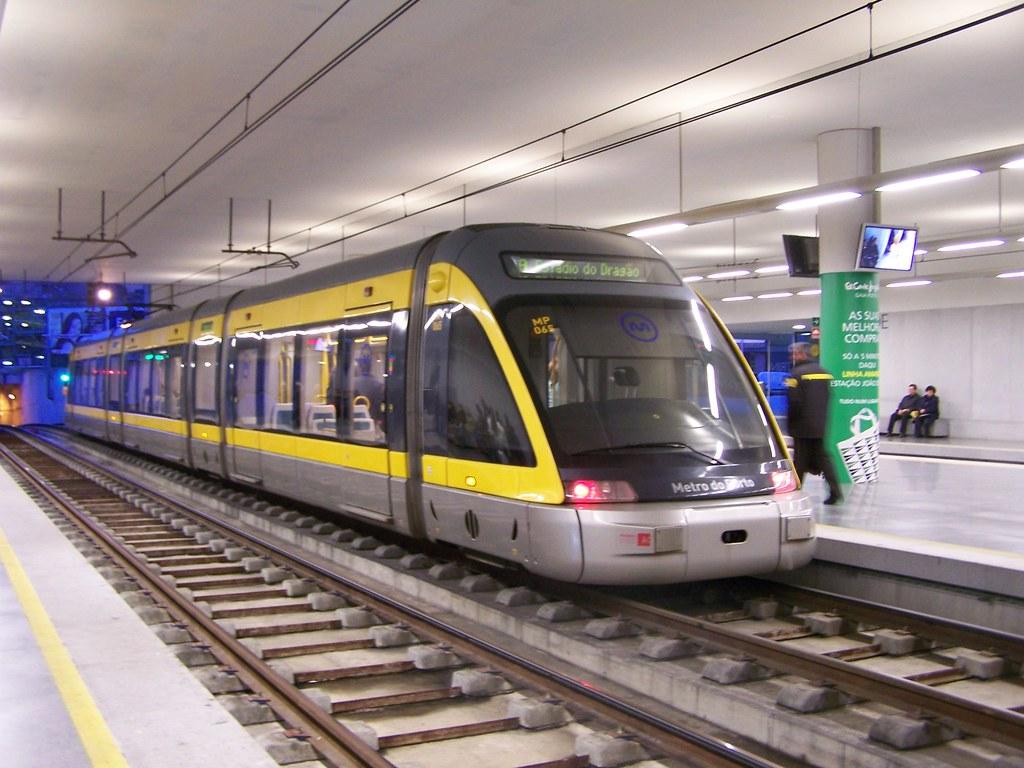 ... Metro do Porto | by Cornelius Kibelka