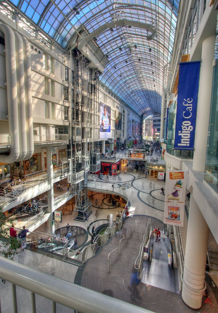 Find a retail job in Montreal Eaton Centre Apply online to one of Montreal's shopping mall job vacancies Find a job in over stores and restaurants.