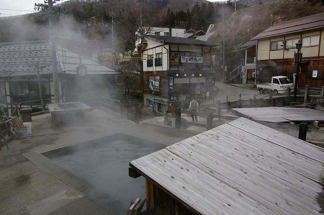 Nozawa spa - Ogama