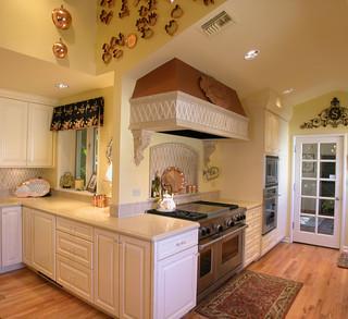 Coffered Kitchen Ceiling Designs
