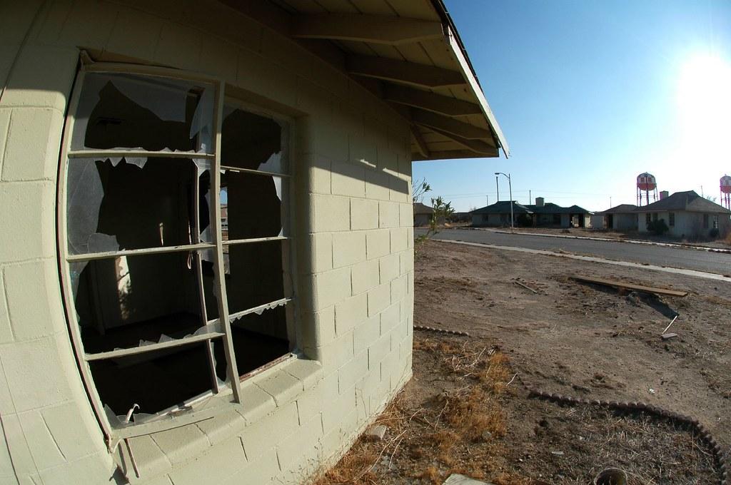 Victorville New Homes Bulldozed