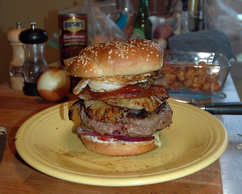 Mega-Hamburger-Three | by Marshall Astor - Food Fetishist