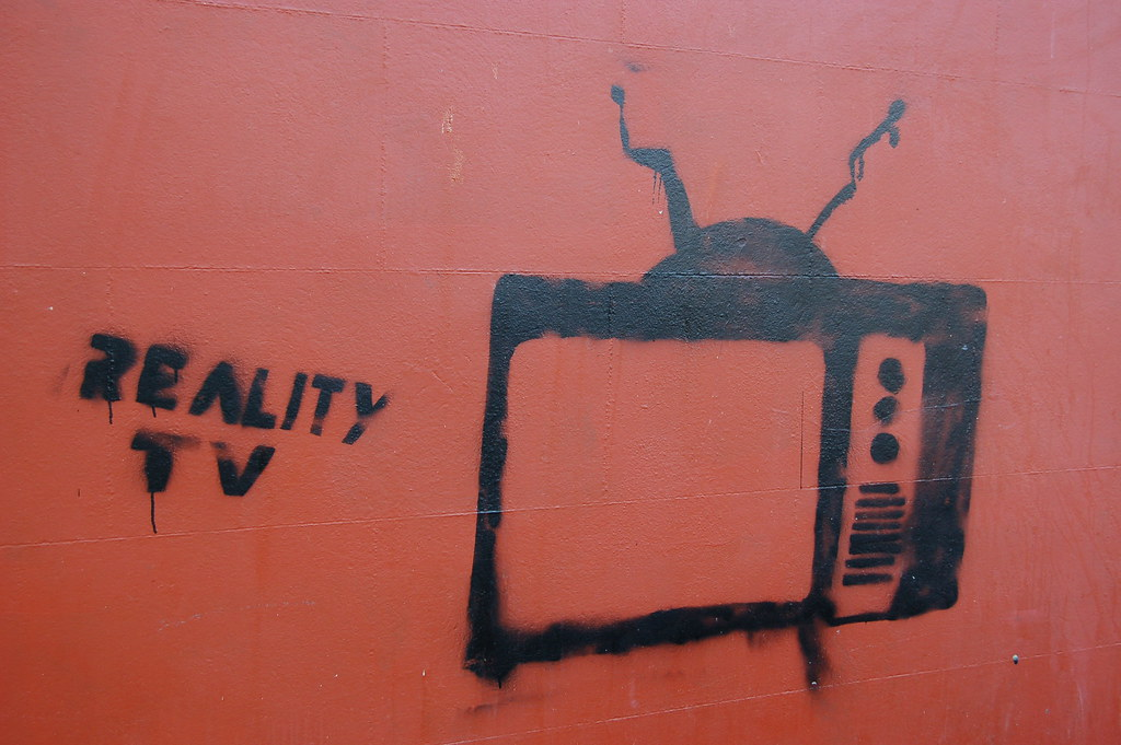 Image result for wall television flickr