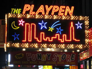 Playpen, Eighth Avenue | by SReed99342