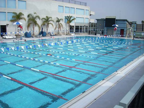 Santa Monica College Pool One Of The Best Pools In Califor Flickr