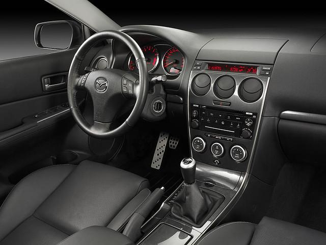 2007 Mazda Speed6 Interior Air Conditioning With Pollen