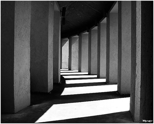 Light and Shadow | by Werner Gropp