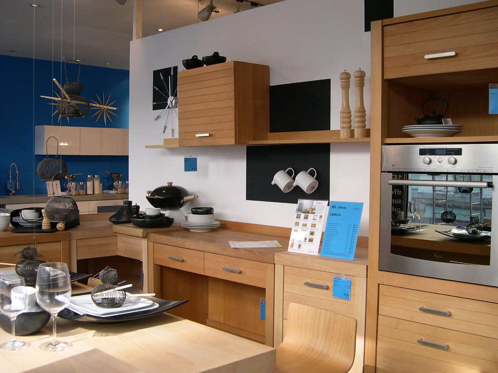 Kitchen design at habitat wonderful store i wanted to for Habitat outlet
