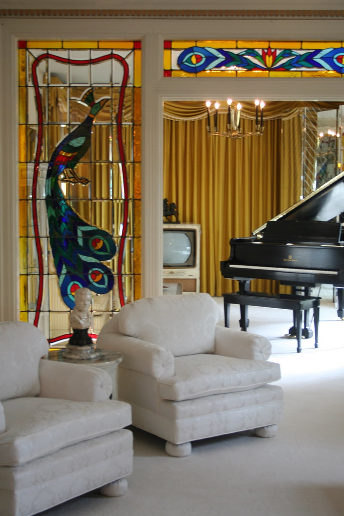 Living Room Graceland
