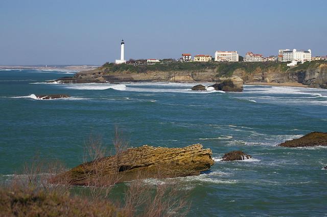 Le phare de biarritz flickr photo sharing - Phare de biarritz ...