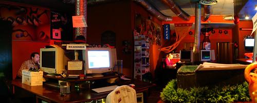 Venice Internet Cafe Printer
