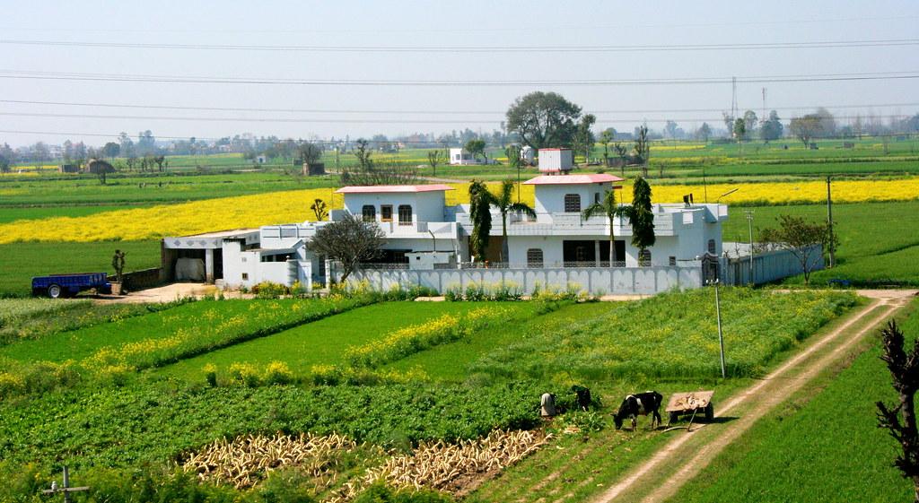 Farm House Pabla Farms Village Khurd District