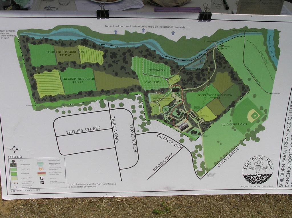 Soil born farm 39 s expansion plans from the for Soil born farms