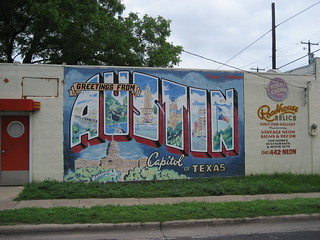 Greetings from Austin | by .imelda