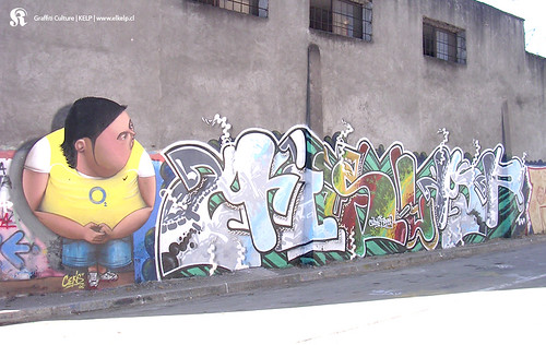 Graffiti Chile | by KELP.cl