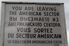 Checkpoint Charlie | by beyond20khz