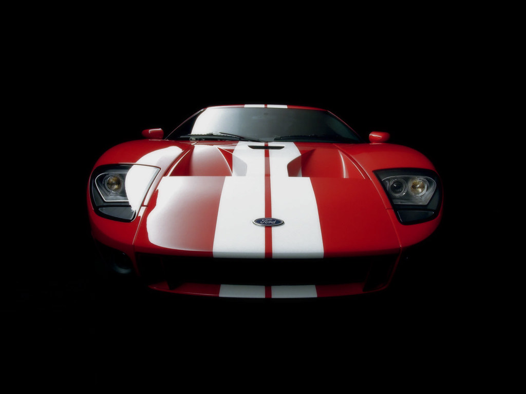 Ford Gt Tops  Mph In Race Inspired Super Bowl Ad By Marco_ely
