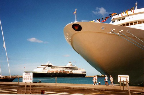 Cruise Ships | by Salicia