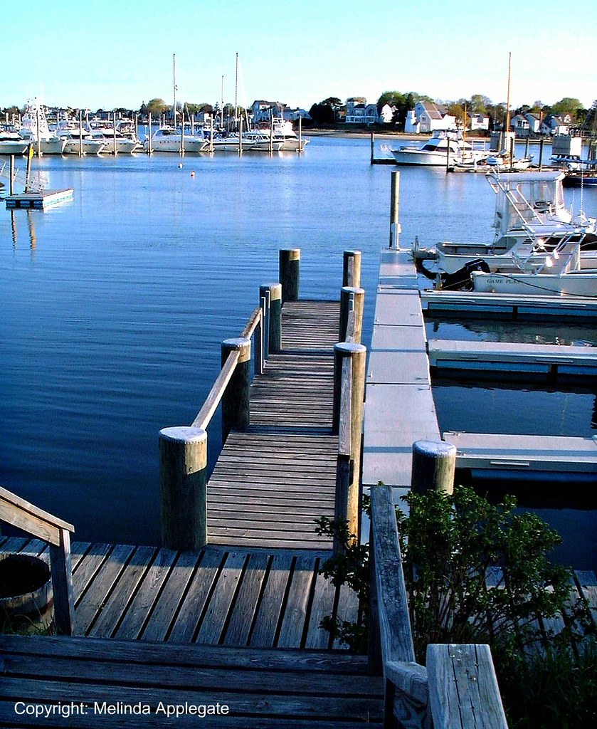 Hyannis Port Marina, Barnstable, Cape Cod, Massachusetts