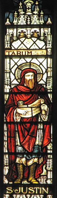 St Justin Martyr