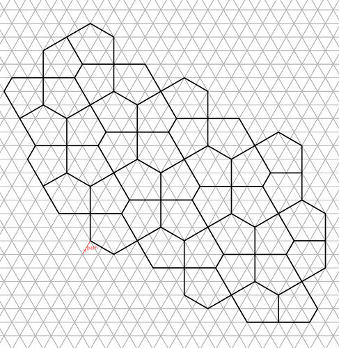 Pentagonal Tiling Ideas Working On Another Project