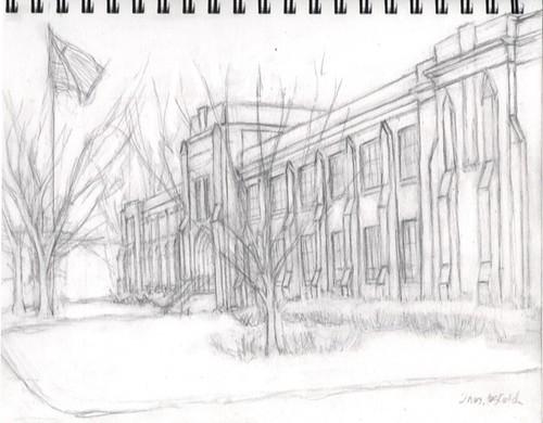 Tenth Street School Oakmont Pa School Across The