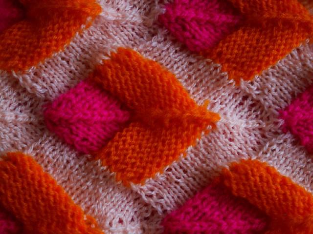 Modular knitting Ivana Michalova Flickr