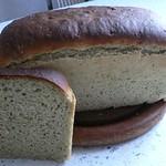 Pesto-Parmesan Brot
