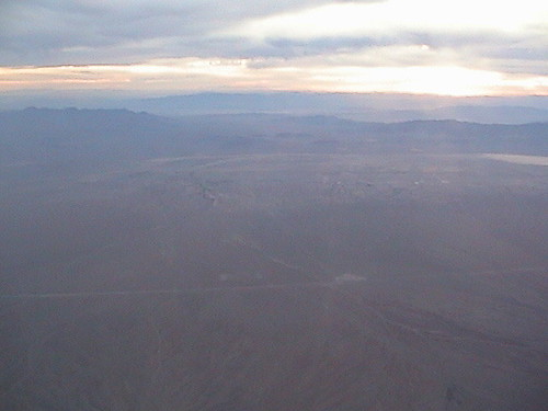 Flying to Vegas | by @gletham GIS, Social, Mobile Tech Images