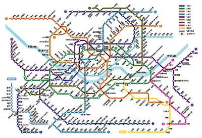 Subway Map Of Seoul Seoul South Korea Electra1119 Flickr