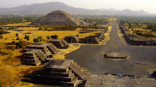 "Teotihuacan - ""the place where men become gods"" (pt. 3) 