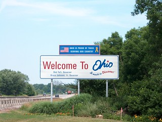 Welcome to Ohio | by bearclau