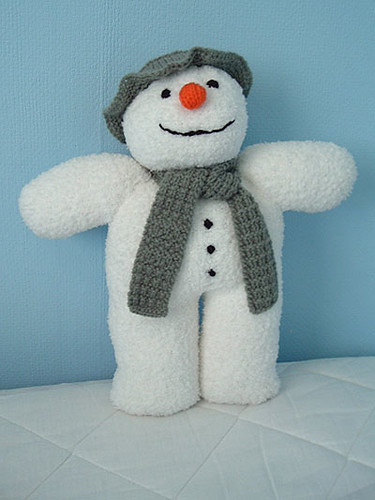 Snow Dog From The Snowman Childrens Movie Book By Raymond Briggs