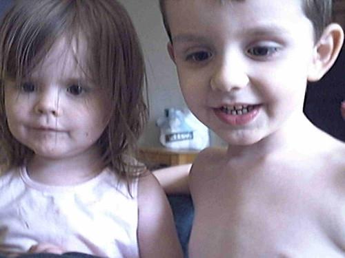 Webcam Kids  Kaeli And Kieren Sprackett  Zac Sprackett -9663