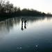 Durvers op het ijs