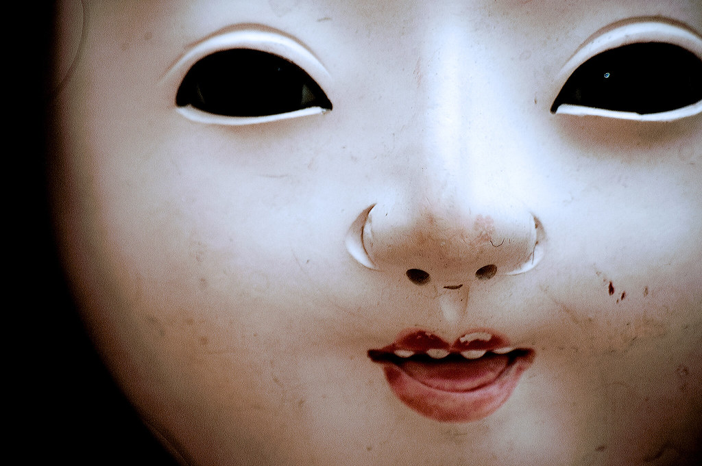 Doll Face I Always Tho T That Japanese Doll In The