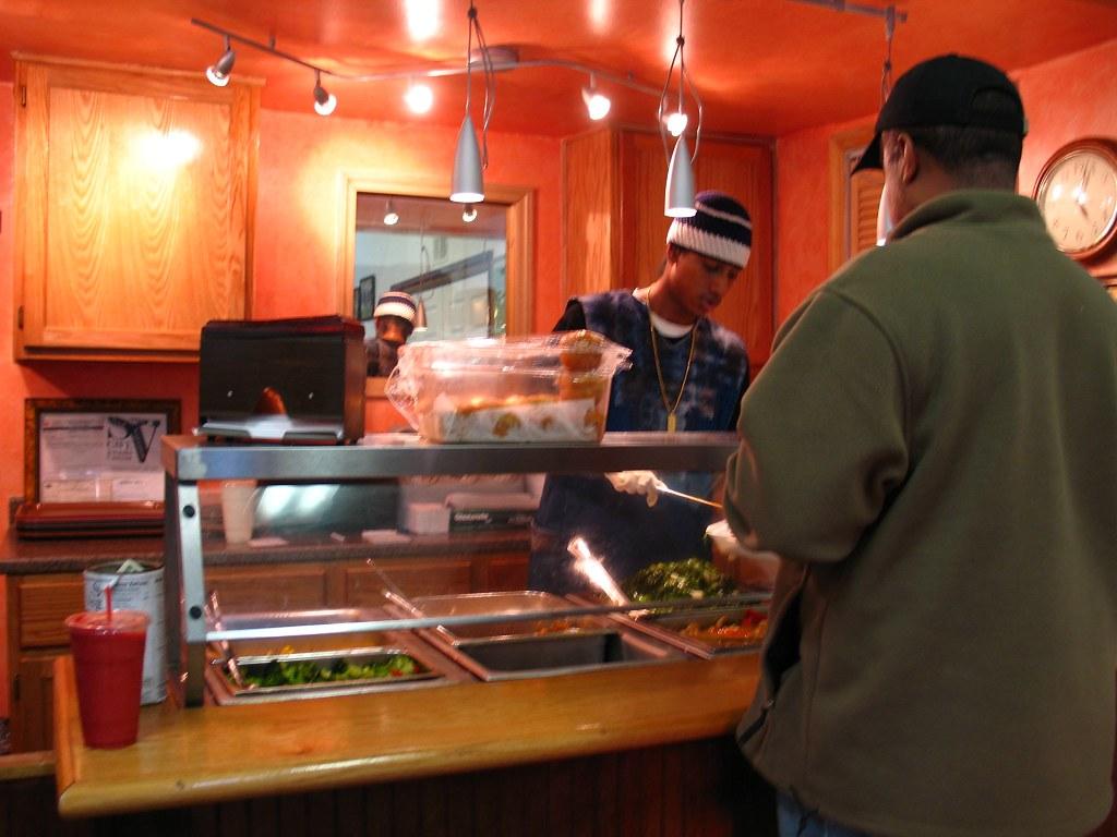 Food Near Howard University